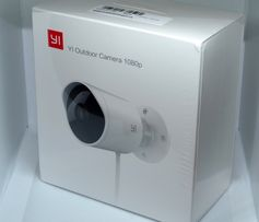 Камера відеоспостереження Xiaomi Yi Smart Outdoor Camera 1080p
