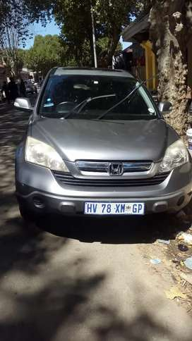 Honda HR-V 2007. Price Negotiable
