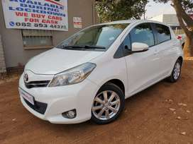 Toyota Yaris 1.3 XR One Owner Car