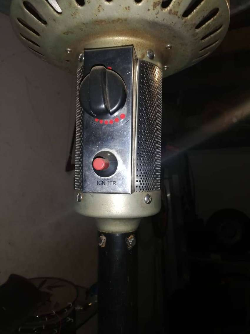 Gas Patio Heater 0