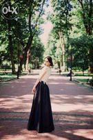 Плаття , Сукня ручна робота, вечірня, на випускний бал