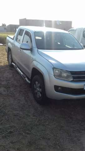 VW Amarok 20TSI Double Cab 2012 Model - Very Good Condition