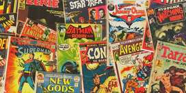In Search of Old Comics