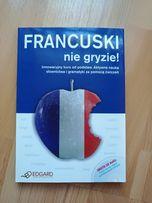 Francuski nie gryzie z płytą CD