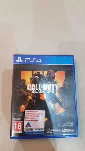 Call of duty . Black ops 4