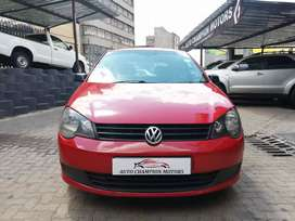 2012 VW Polo vivo 1.2