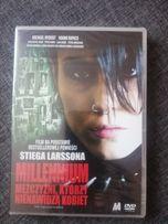 Film DVD Millennium Mężczyźni Którzy Nienawidzą Kobiet nowy oryginał