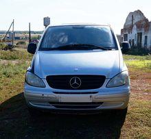 Розборка запчасти Mercedes Vito 639 111 середня база