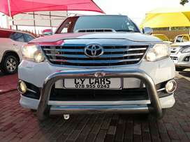 2015 FORTUNER 3.0 D4D DIESEL MANUAL