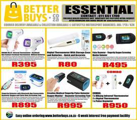 Specials:infrared non contact thermometer R395, digital thermometer R8