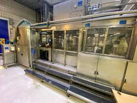 ERCA RK3 Forming Filling Machine (From ERCA A Lot 2)