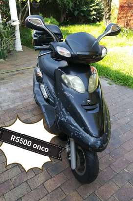Summit 2005 Scooter for Sale - Urgent