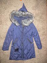 Курточка фабричний Китай синього кольору