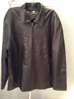 Продам мужскую кожаную куртку,про-во Турция, размер ХХL Армани/Диор