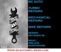 Image of Bike and scooter repairs