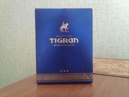 коробка из под армянского коньяка Tigran