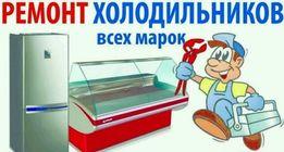 Ремонт холодильников и морозильных камер -добросовестность, гарантия
