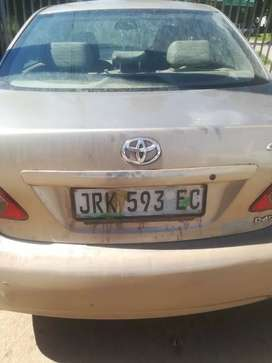 Toyota corolla d4d for sale price negotiable