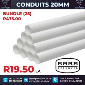 Conduits Now Available
