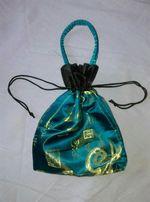 torebeczka saszetka japońska torebka prezent chinskie japońskie znaki