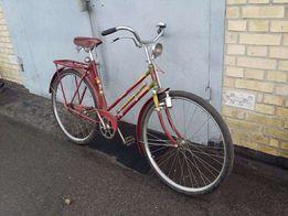 Дамский довоенный велосипед Diamant