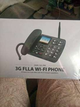 3G FLLA Wi-Fi Phone Brand New,