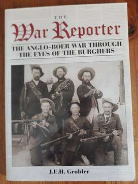 "Book ""War Reporter - The Anglo-Boer War"""