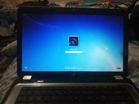 HP laptop window 7
