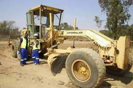 Machinery training and job assistance after training