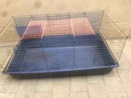 Pet cage for small animals