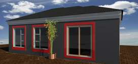 We build new house for you in Kirkney Estate Ext 38