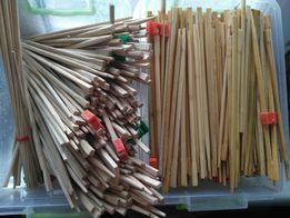 Бамбуковые палочки 5000 шт.