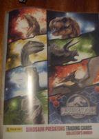 Jurassic World Album Panini