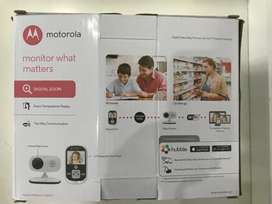 Motorola digital video baby monitor  Model: MBP662CONNECT