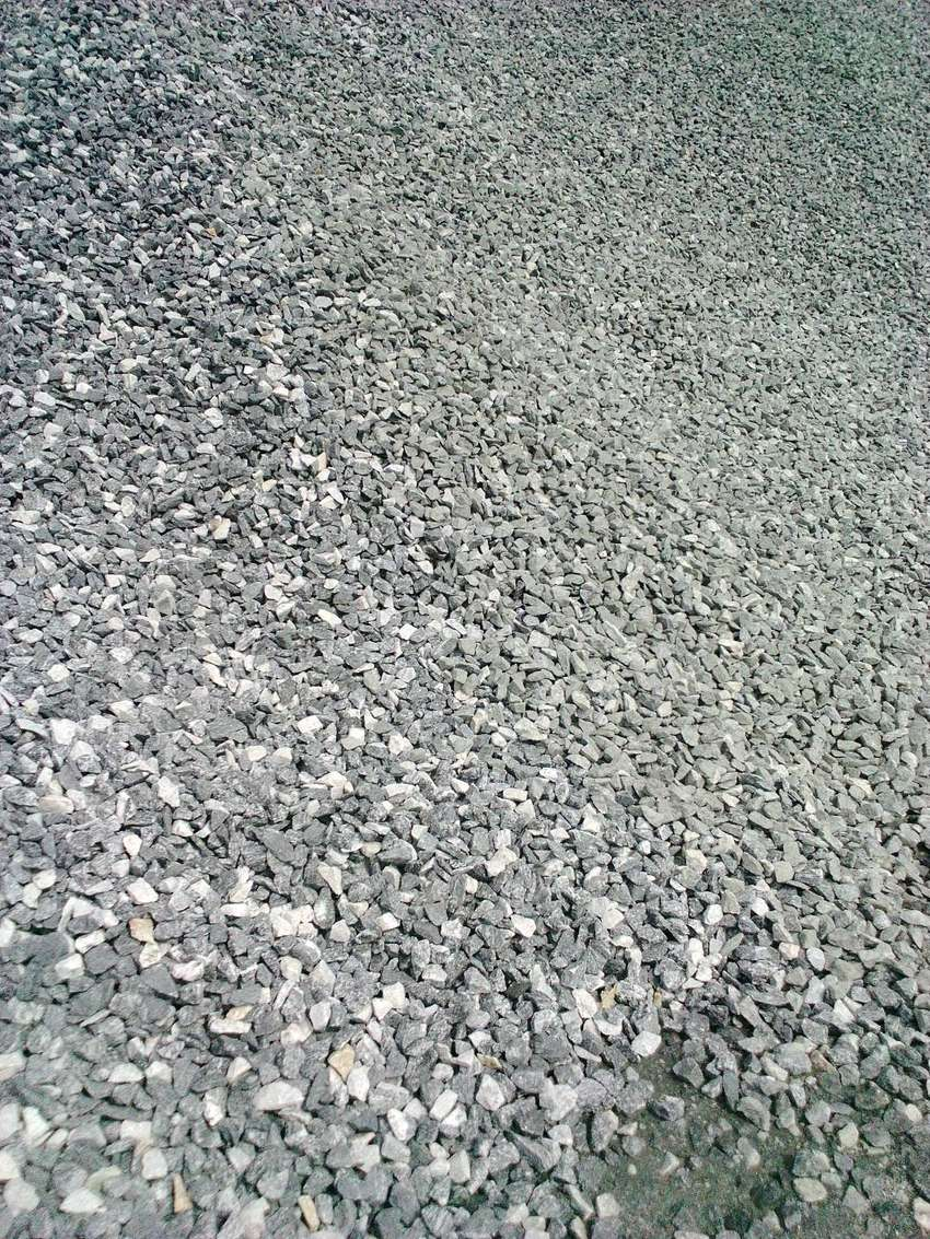 Chippings and sand supply 0