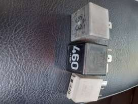 Relays for VW Golf 5/Audi