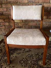 Image of Vintage _ Solid Kiaat Chairs