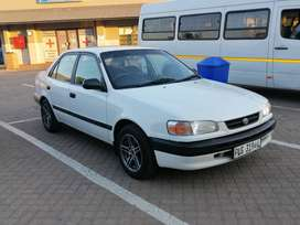 Very clean and neat Toyota Corrola baby Camry in a good condion 160Gle