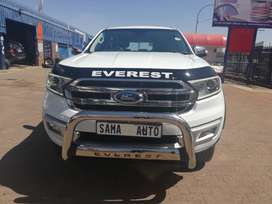 Ford Everest 3.2 6speed XLT 4x4 auto