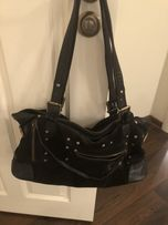 Кожаная сумка Luciano carvari