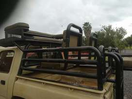 Hunting frame for 2004 double cab hilux