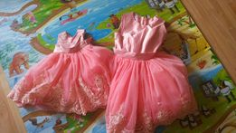 Комплект платьев на маму и дочку