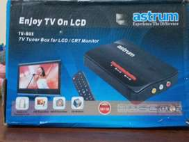 Astrum TV tuner box for LCD