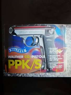 WALTHER CO Defense Gas Pistol