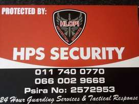 Looking for male Security Officers with C grade