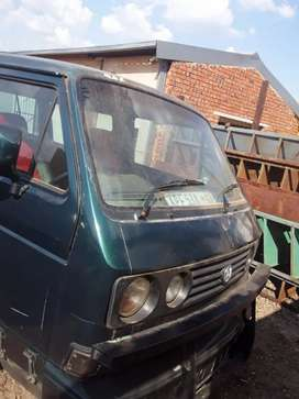 Vw Microbus stripping for Spares.