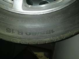 Mags and tires for good price