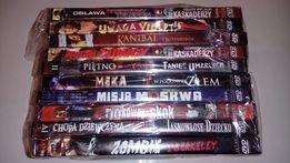 10 Płyt DVD 13 filmów zestaw