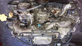 Subaru Forester 2.5X 2006 engine for sale