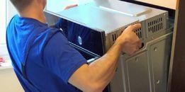 Установить подключить вытяжку духовку варочную поверхность врезки